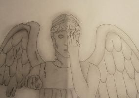 Sides Of Weeping Angels by ponyhallo1