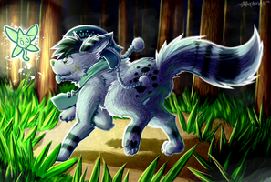 Adventure into the Forest!! :Contest Prize: by NeppyNeptune