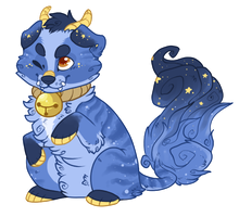 Random Foo Dog Adoptable by SierratheSharkDoge