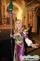 LADY JAINA PROUDMOORE by MiraiCosplay
