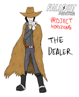 The Dealer humanized by glue123