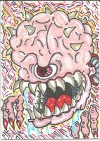 Mother Brain PSC by kylemulsow