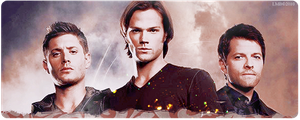 Supernatural guys by xloz91x