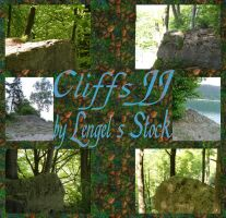 Cliffs Pack II by Lengels-Stock