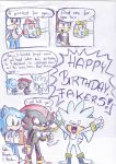 birthday 8D by LeniProduction