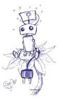 Chibi Robo by theanimejump