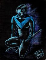 DC: Nightwing by ratcreature