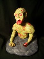 Zombie Finished by Jan3090