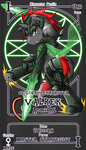 [Commission] Valrek by vavacung