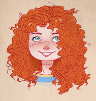 merida by zafllex