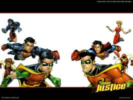 Young Justice - Sins of Youth by batwolverine