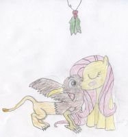 The So-Called Mistletoe by Wesdaaman