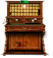 Steampunk VB6 Programming Icon MkIII by yereverluvinuncleber