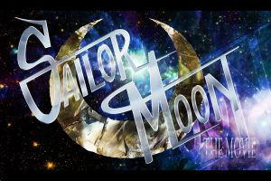 Sailor Moon Indie Film - Logo by KrisRix