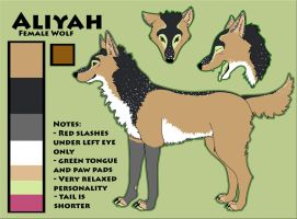 Reference: Aliyah by The-Working-Wulf