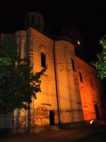 Church in Smederevo, Serbia by JedemMaluDecu