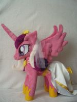 My Little Pony -Princess Cadence plush by valio99999