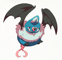 swoobat by nastyjungle