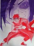 madara purplelicious , red candy obito. by TheGaboefects