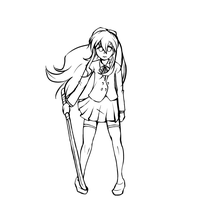 Request: Aisaka Taiga by FinRaakile