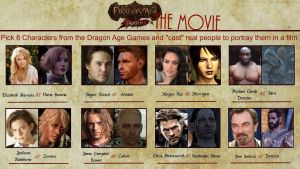 Dragon Age Movie Meme by ParisWriter