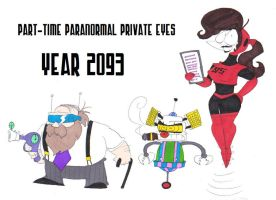 PTPPE: The Year 2093 by SpiketheKlown