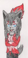 Shannon the Zorua by RaijinSenshi