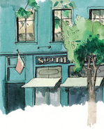 South Park Cafe by egonSchiele