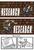 SPN: Research by blackbirdrose