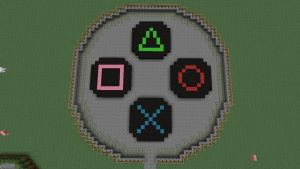 PlayStation Buttons by JRDN762