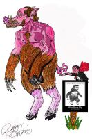 manbearpig by Shukibaby