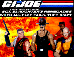 Slaughter's Renegades by lovefistfury