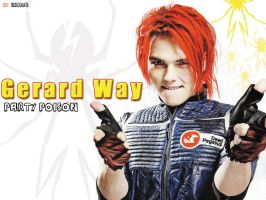 Gerard-Party Poison wallpaper by Krisza
