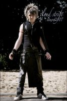 Cloud Strife Cosplay by kalaspuff