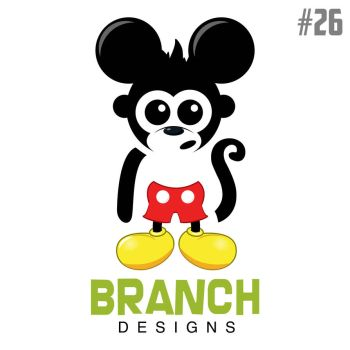 30 Day challenge! - No 26 - Adam Mouse by BranchDesigns
