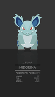 Nidorina by WEAPONIX