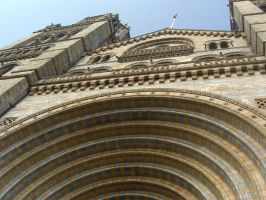 Natural History Museum Front by Tomoyo-plumqueen