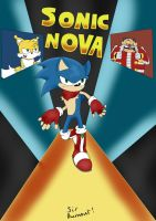 Competition: Sonic Nova by SirBurnout