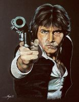 Han Solo by Ninjacompany