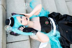 Vocaloid - A silence melodie by Shaaawn