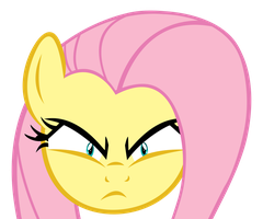 Fluttershy - You no like ponies!? by Kired25