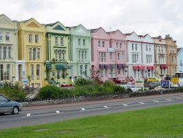 Stately houses in Paignton by Hansmar