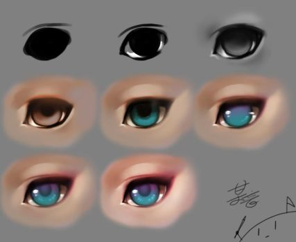 Eye by lkk20273