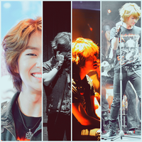 Rock of Ages: Onew by sparklingwater
