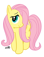 Fluttershy by empty-10