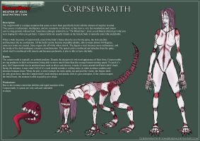 DeviantDead - Corpsewraith by Lomebririon