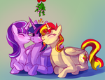 A Princess Christmas by CandyChameleon