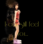 I Can Still Feel You by Sophie-Lou93