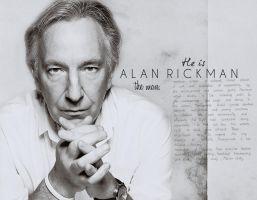 Alan is the man by MarySeverus