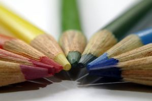 Crayons 5577 by schon